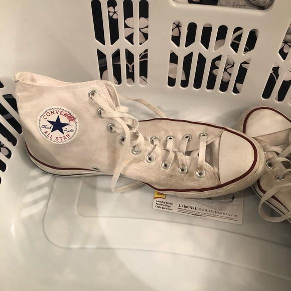 Converse Shoes | Mens Size 15 White